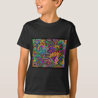 Squiggly Madness T-Shirt