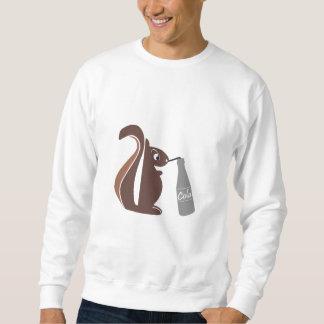 Squirrel 0025 nc sweatshirt