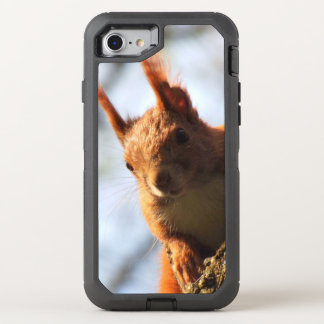 Squirrel Animal Wildlife OtterBox Defender iPhone 7 Case