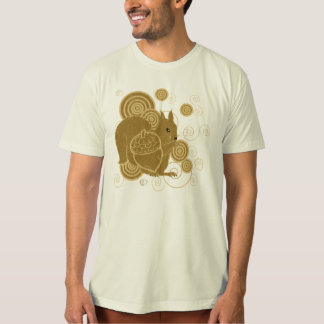 Squirrel Art T-Shirt