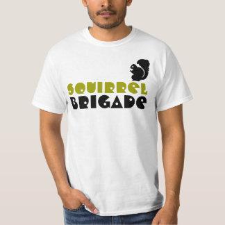 Squirrel Brigade Tees