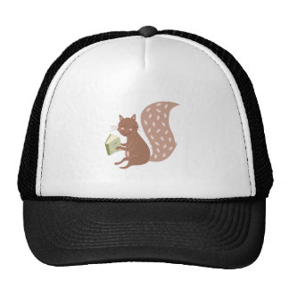 Squirrel Cap