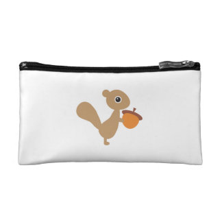 Squirrel Cosmetic Bag