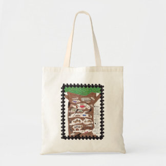 Squirrel Den Tote