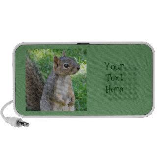Squirrel Doodle Speakers