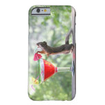 Squirrel Drinking a Cocktail iPhone 6 case