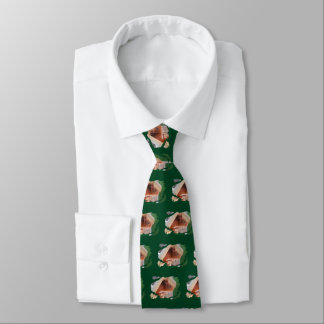 Squirrel Écureuil Squirrel Tie