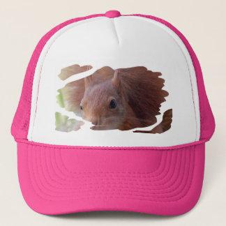 Squirrel ~ Écureuil ~ squirrels ~ by JL GLINEUR Trucker Hat