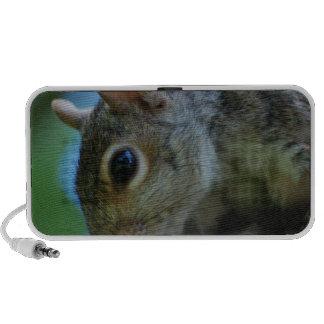 Squirrel Face Portable Speakers