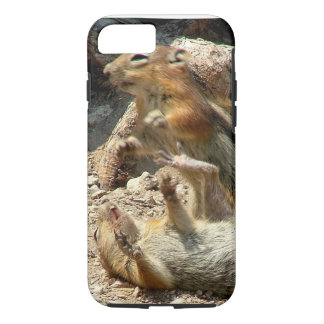 Squirrel fight iPhone 7 case