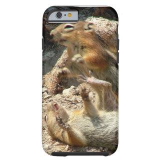 Squirrel fight tough iPhone 6 case