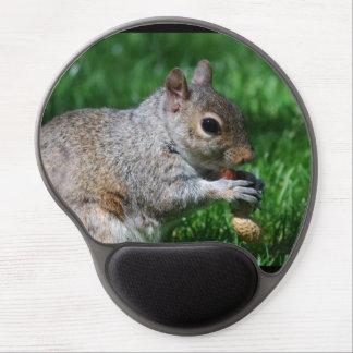 Squirrel Gel Mousepads