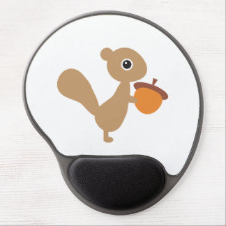 Squirrel Gel Mouse Pad