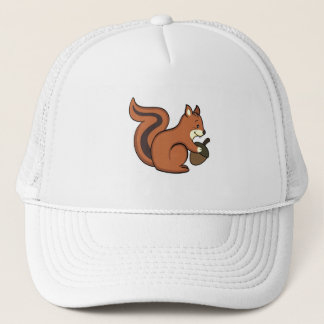 Squirrel hat