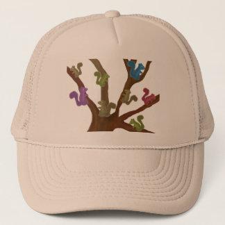 Squirrel Haven Trucker Hat