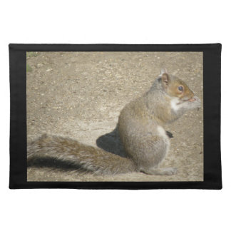 Squirrel Hungry Horatio Placemat
