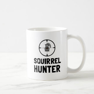Squirrel Hunter Coffee Mug