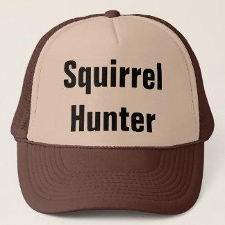 Squirrel Hunter Trucker Hat