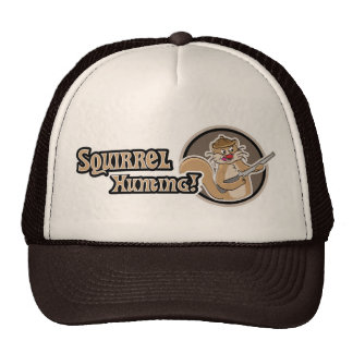 Squirrel Hunting Hats