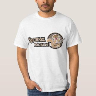 Squirrel Hunting T Shirts