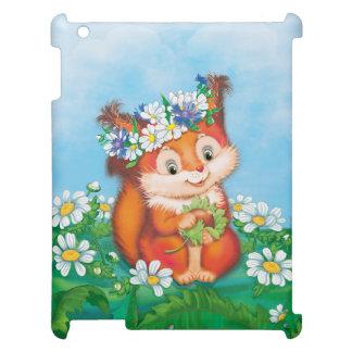 Squirrel iPad Case