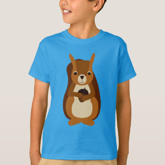 Squirrel Kids' t-shirt