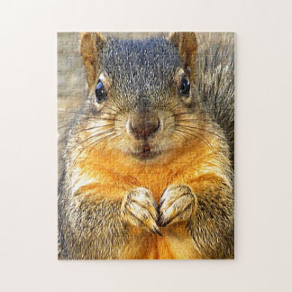 Squirrel Love_ Jigsaw Puzzle