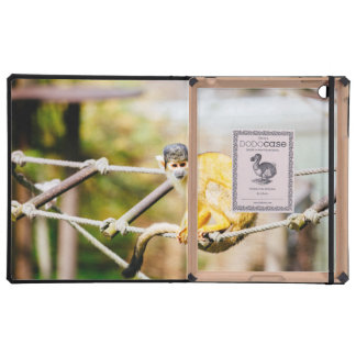 Squirrel Monkey - Animal Photography Cases For iPad