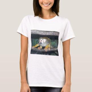 Squirrel Monkey Crouching T-Shirt