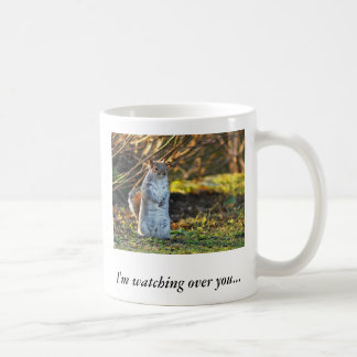 Squirrel or a Meerkat, Coffee Mug