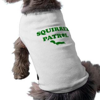Squirrel Patrol Shirt