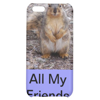 Squirrel phone case cover for iPhone 5C
