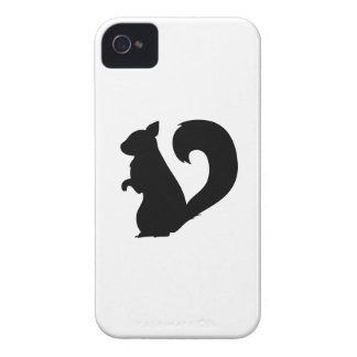 Squirrel Pictogram iPhone 4 Case
