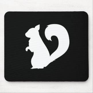 Squirrel Pictogram Mousepad