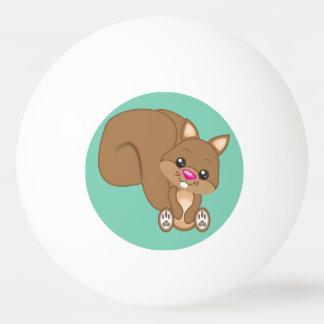 Squirrel Ping Pong Ball