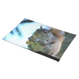 Squirrel Placemat