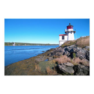 Squirrel Point Lighthouse, Maine Photo Print