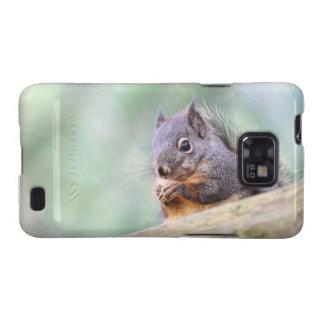Squirrel Praying for Peanuts Samsung Galaxy Case