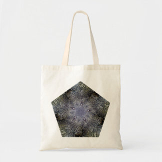 Squirrel Round Table Tote Bag