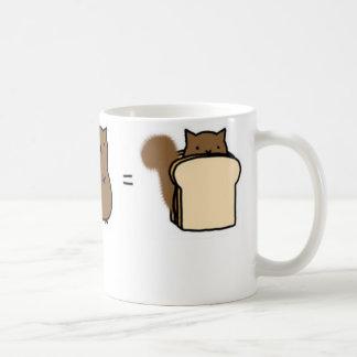 squirrel sandwich mug