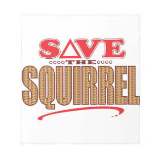 Squirrel Save Notepad