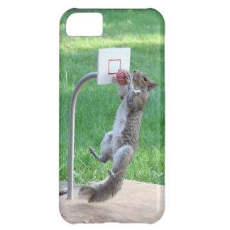 Squirrel Slam Dunk iPhone 5C Case