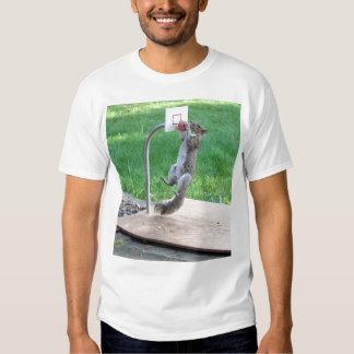 Squirrel Slam Dunk Shirt