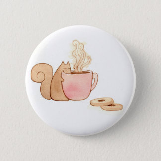 Squirrel Snack Button