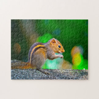 Squirrel Sri Lanka Jigsaw Puzzle