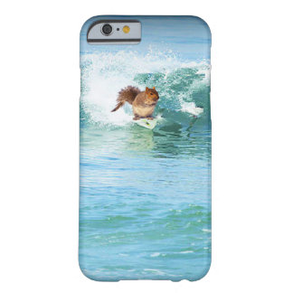 Squirrel Surfer On The Sea Barely There iPhone 6 Case