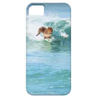 Squirrel Surfer On The Sea iPhone 5 Covers