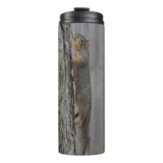 Squirrel Thermal Tumbler