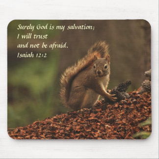 Squirrel - Trust Mouse Mat
