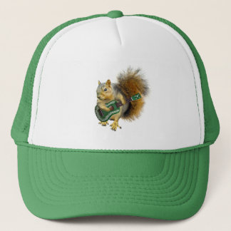 Squirrel Ukulele Hat